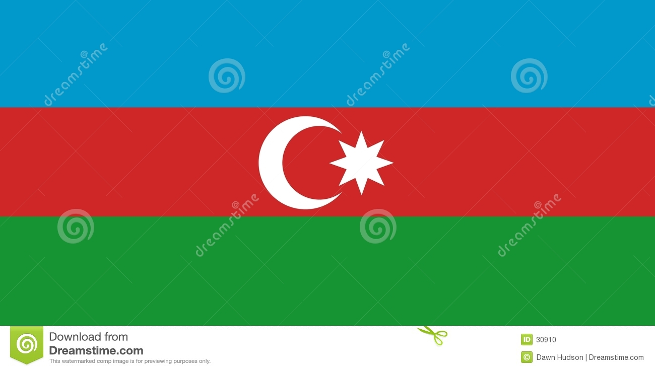 Download Azerbaijan ilustración del vector. Ilustración de nations - 30910