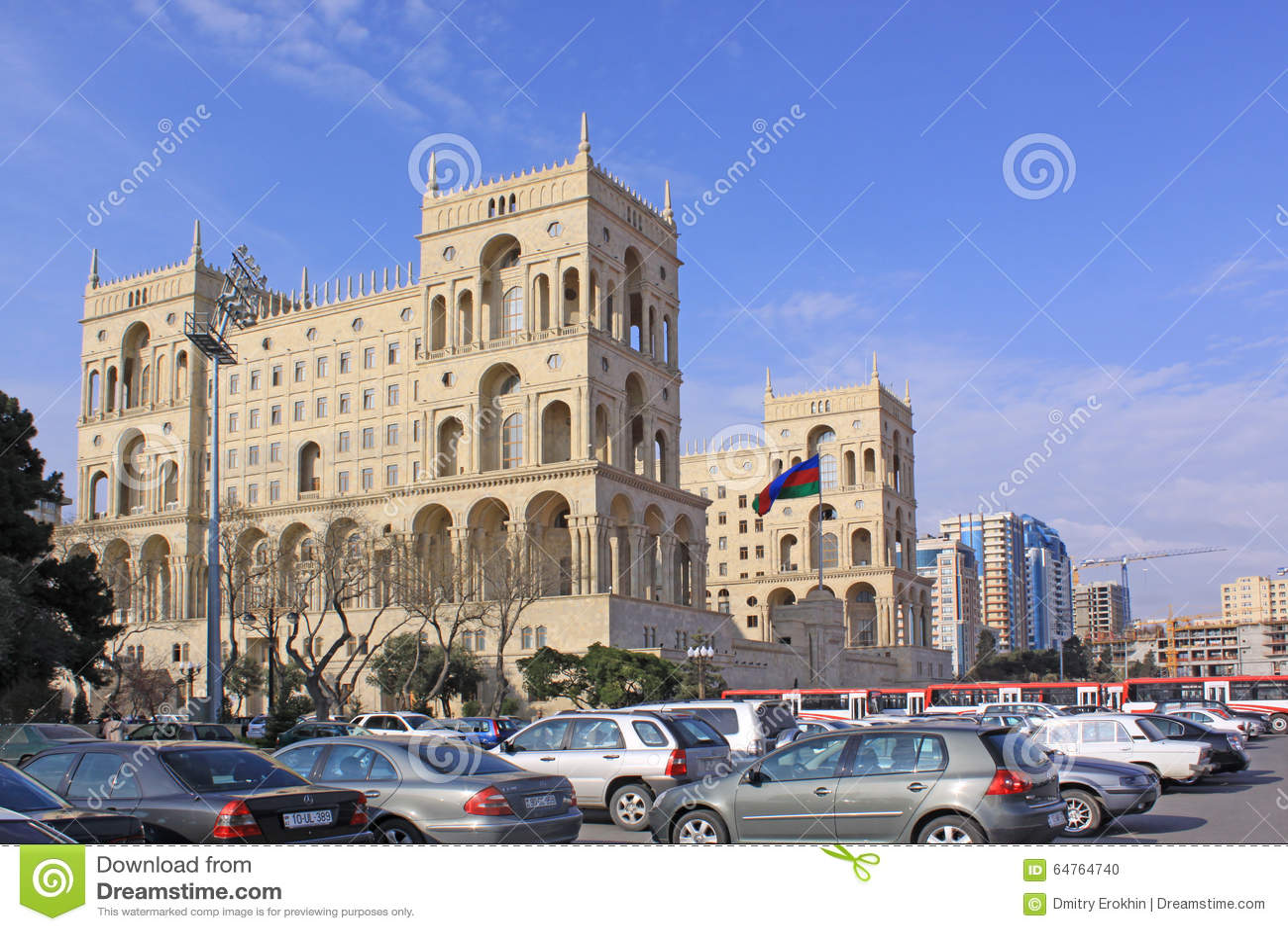 Azerbaijan: cities. Capital and major cities of Azerbaijan 26