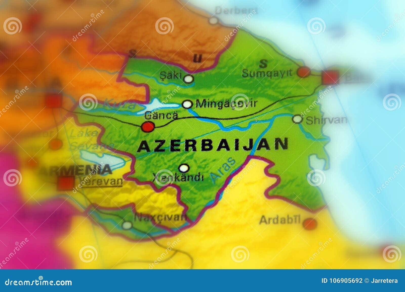 Azerbejdżan Azerbejdżan republika, oficjalnie