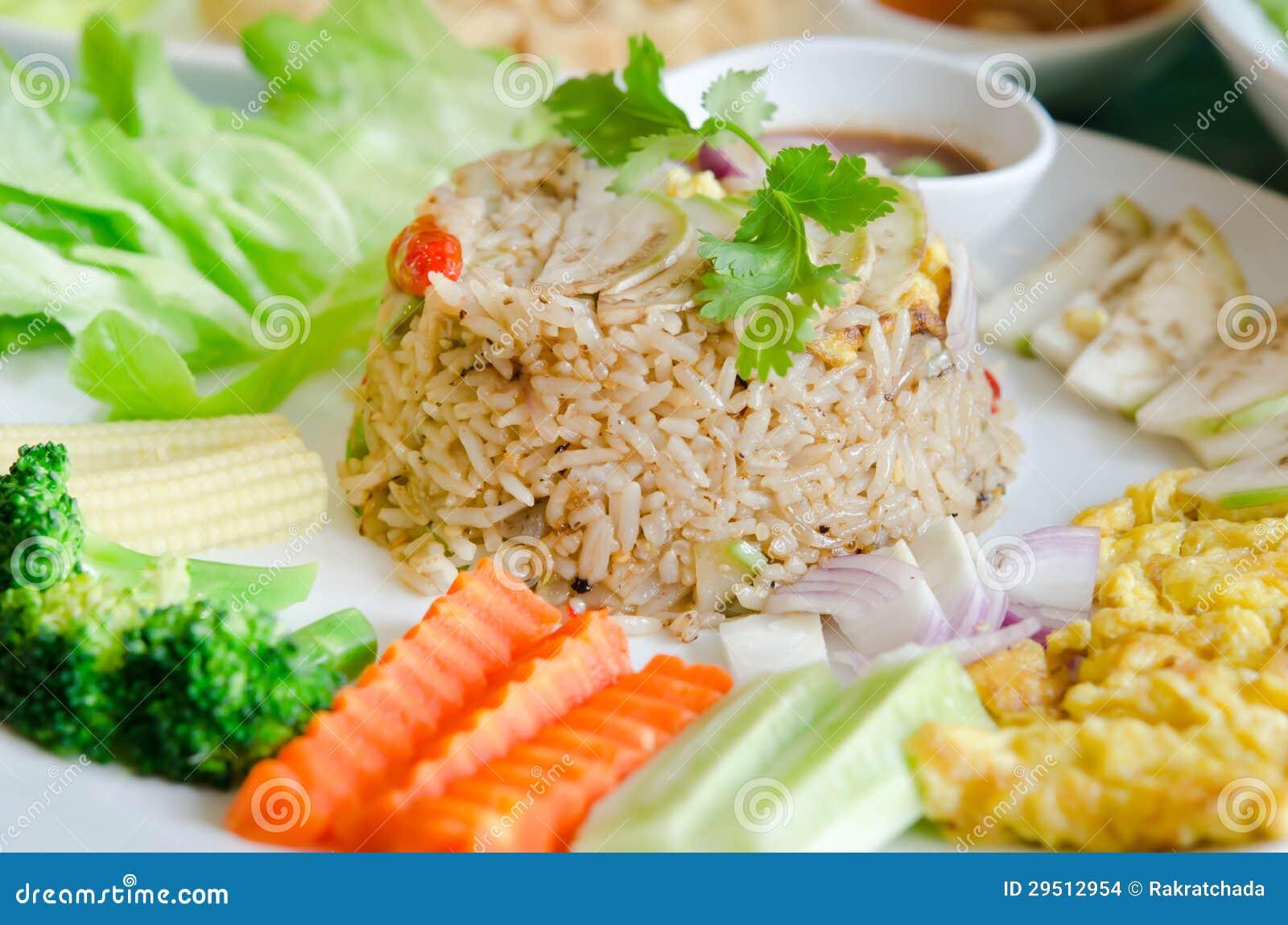 Aziatisch gezond voedsel