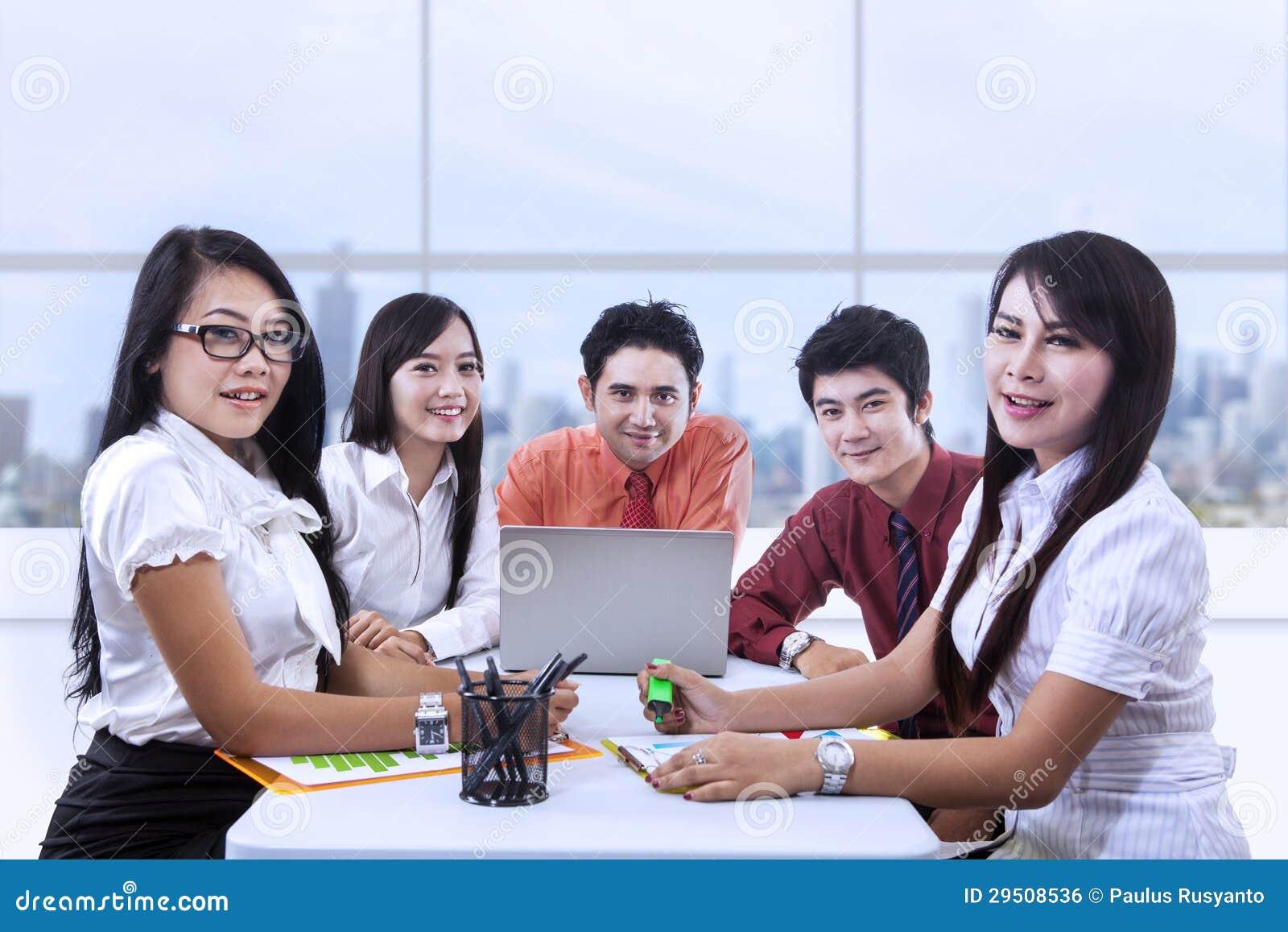 Aziatische commerciële vergadering