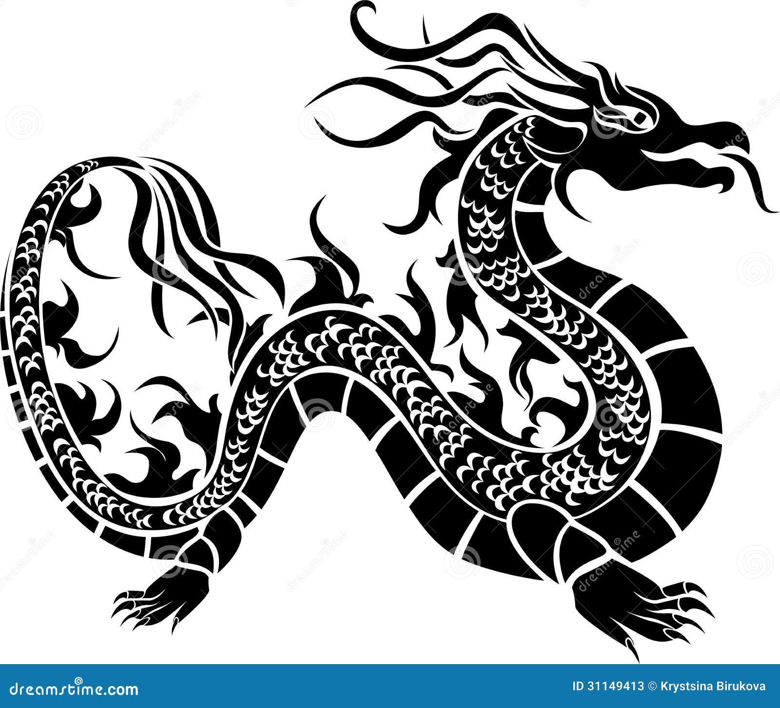 Aziatische draak stock foto 39 s afbeelding 31149413 - Stijl asiatique ...