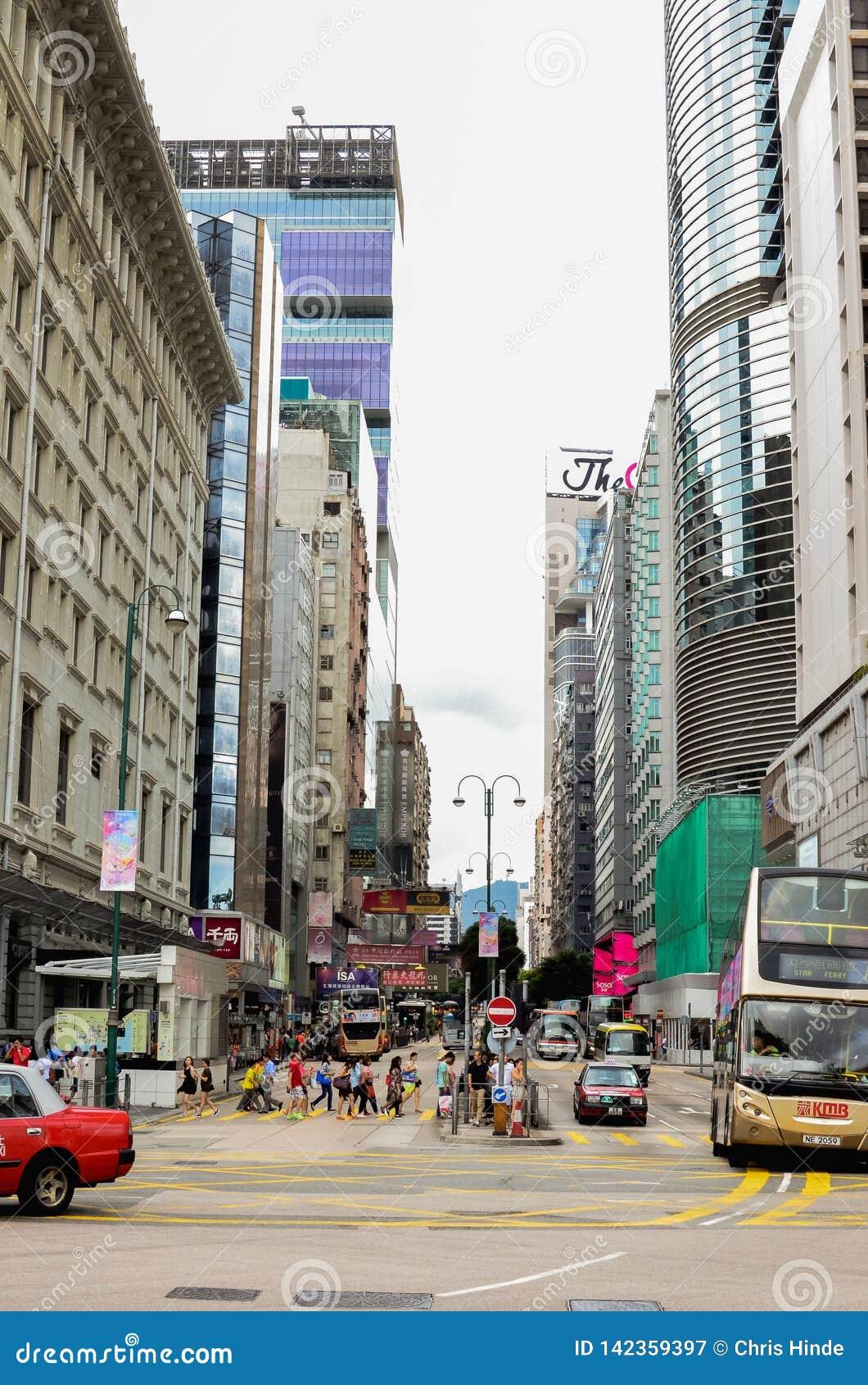 Aziatische straat 2