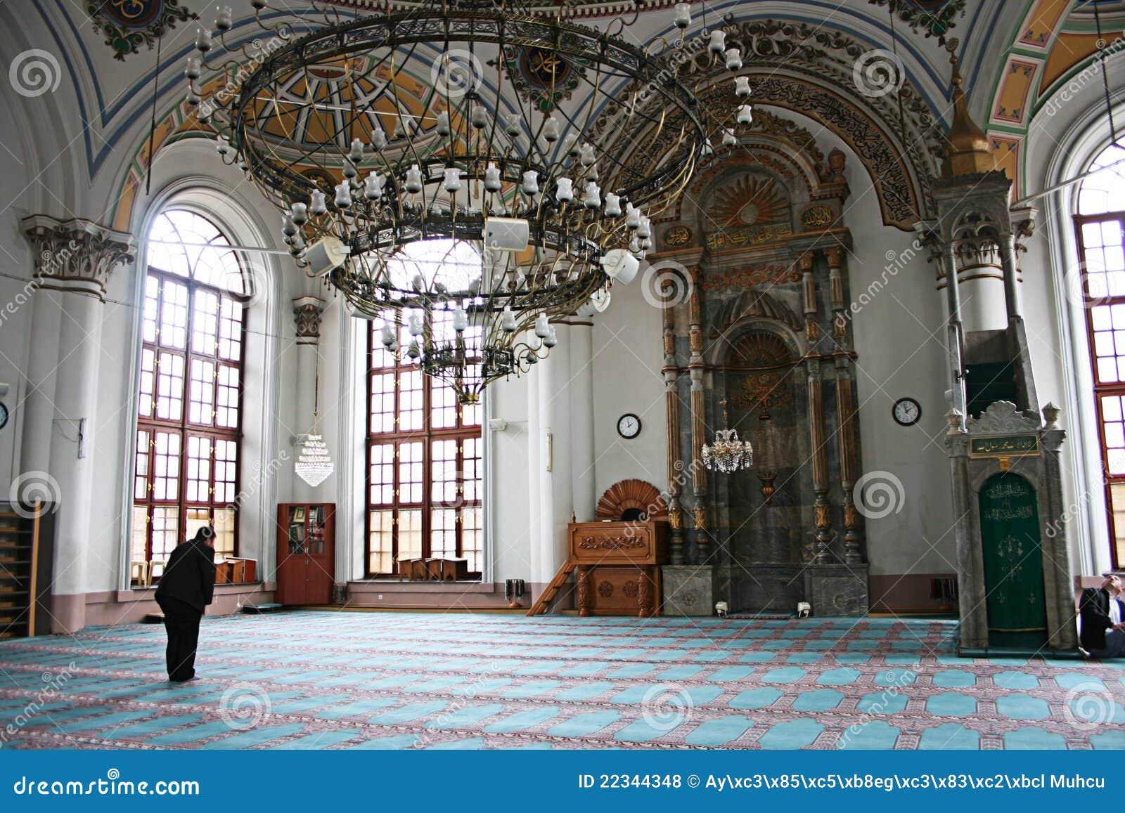Aziziye Mosque In Konya Royalty Free Stock Photos - Image ...