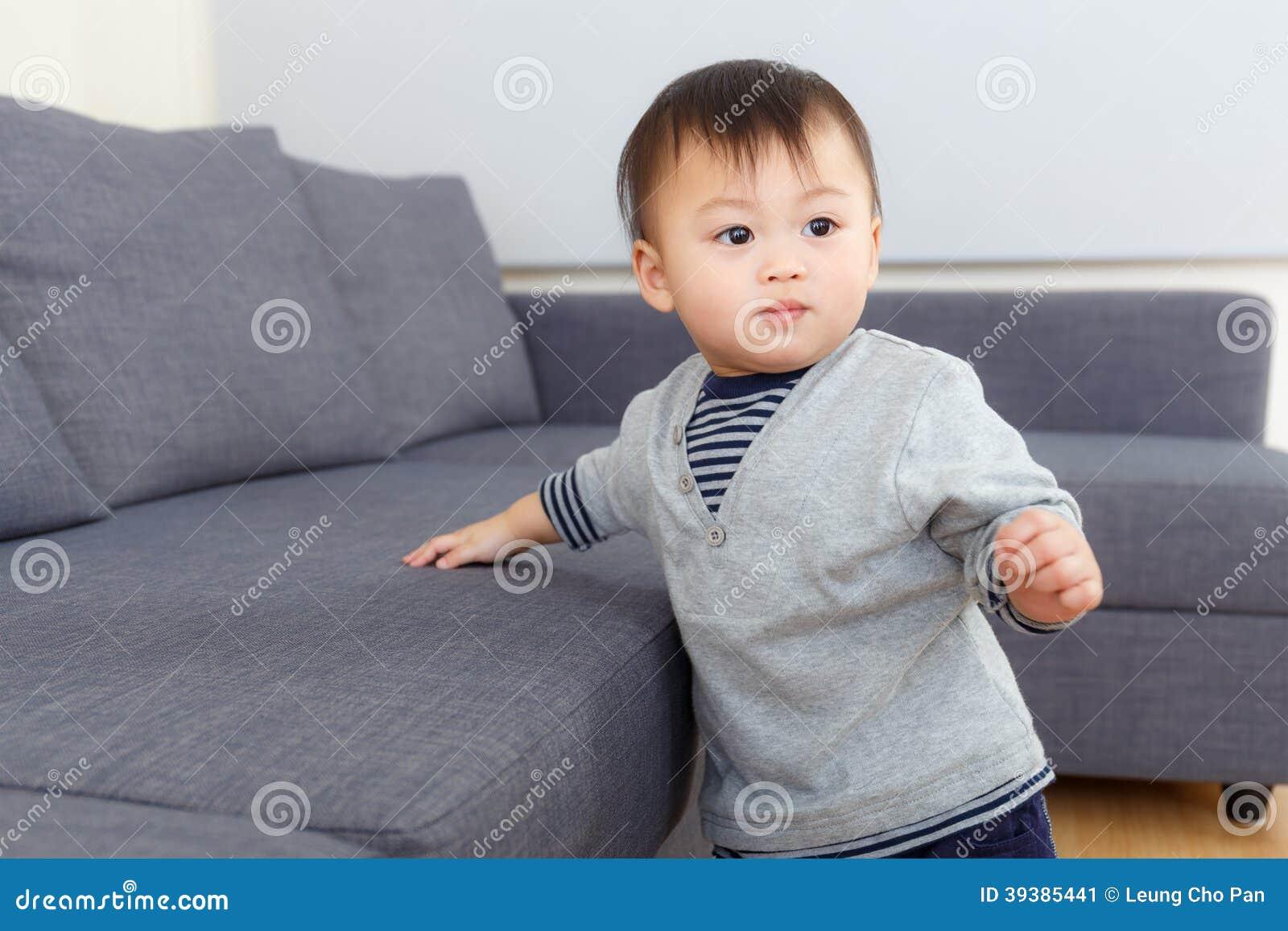 Azja chłopiec
