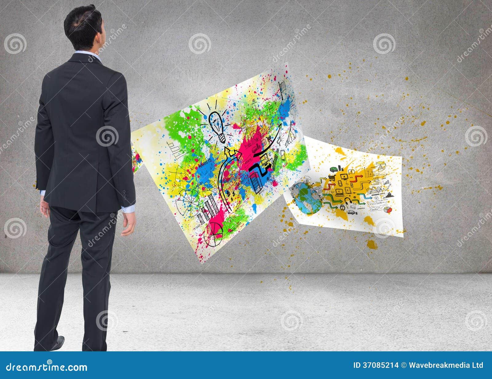 Download Azjatycki biznesmen zdjęcie stock. Obraz złożonej z ubierający - 37085214