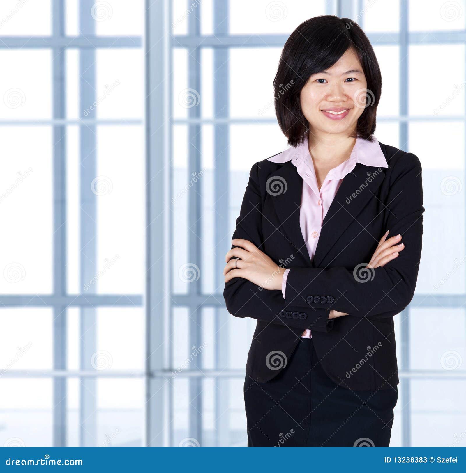 Azjatyckie biznesowe kobiety