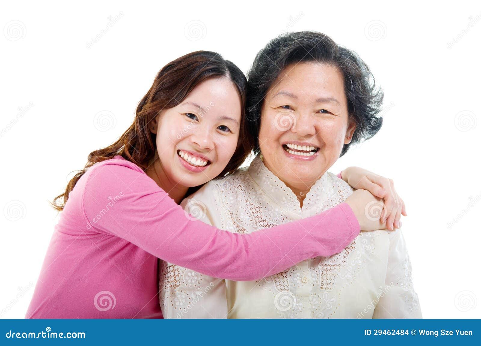 Azjatyckie kobiety