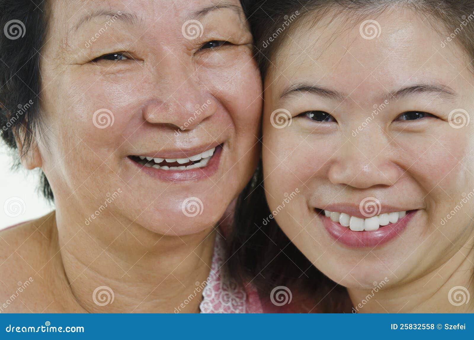 Azjatyckie twarze
