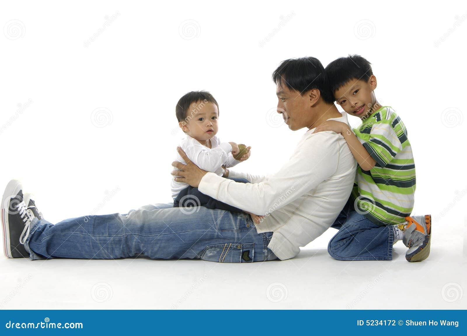 Azjatykcia rodziny