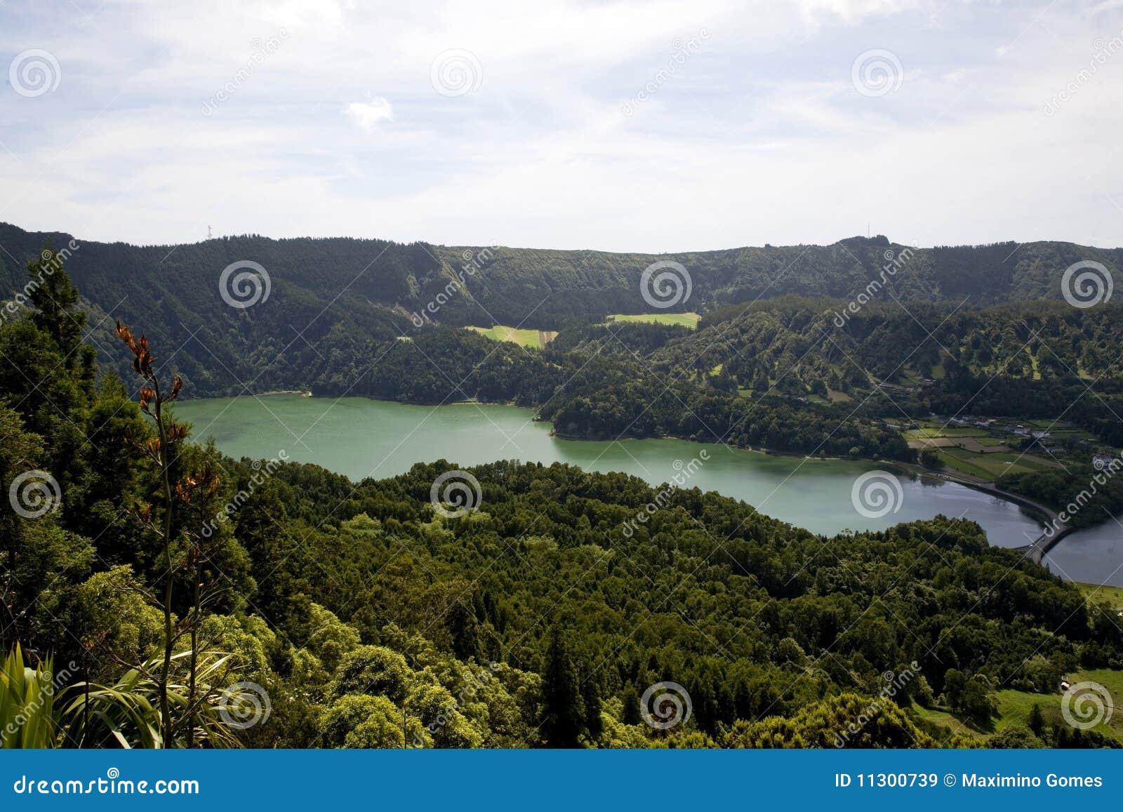 Azoren-Insel - Portugal