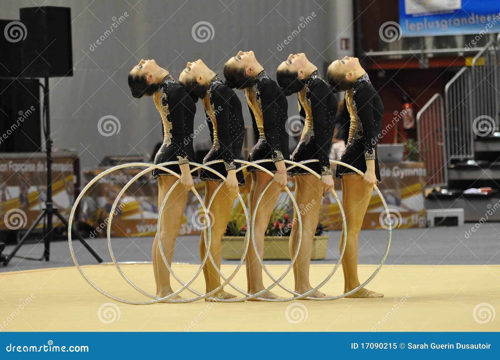 Azrebaidjan гимнастическое звукомерное