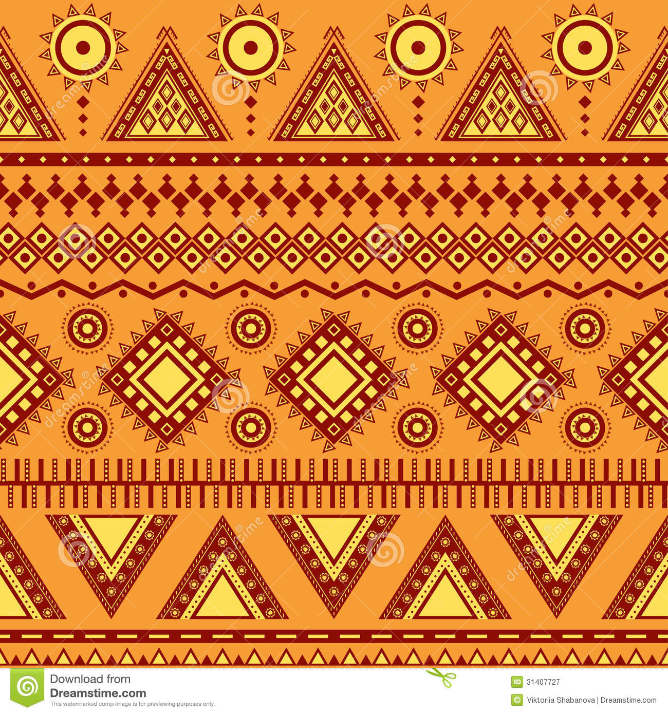 native american fabric wallpaper amp gift wrap  Spoonflower