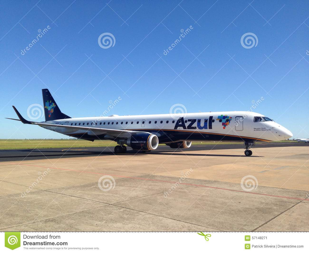 Azul Airlines airplane