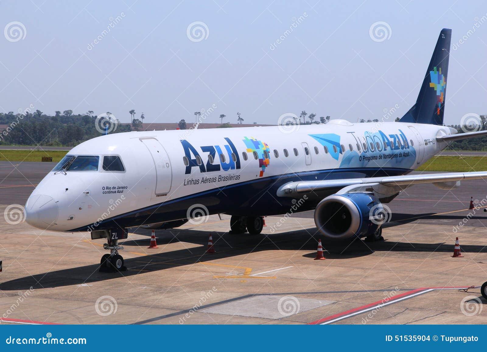 Azul brazylijczyka linie lotnicze