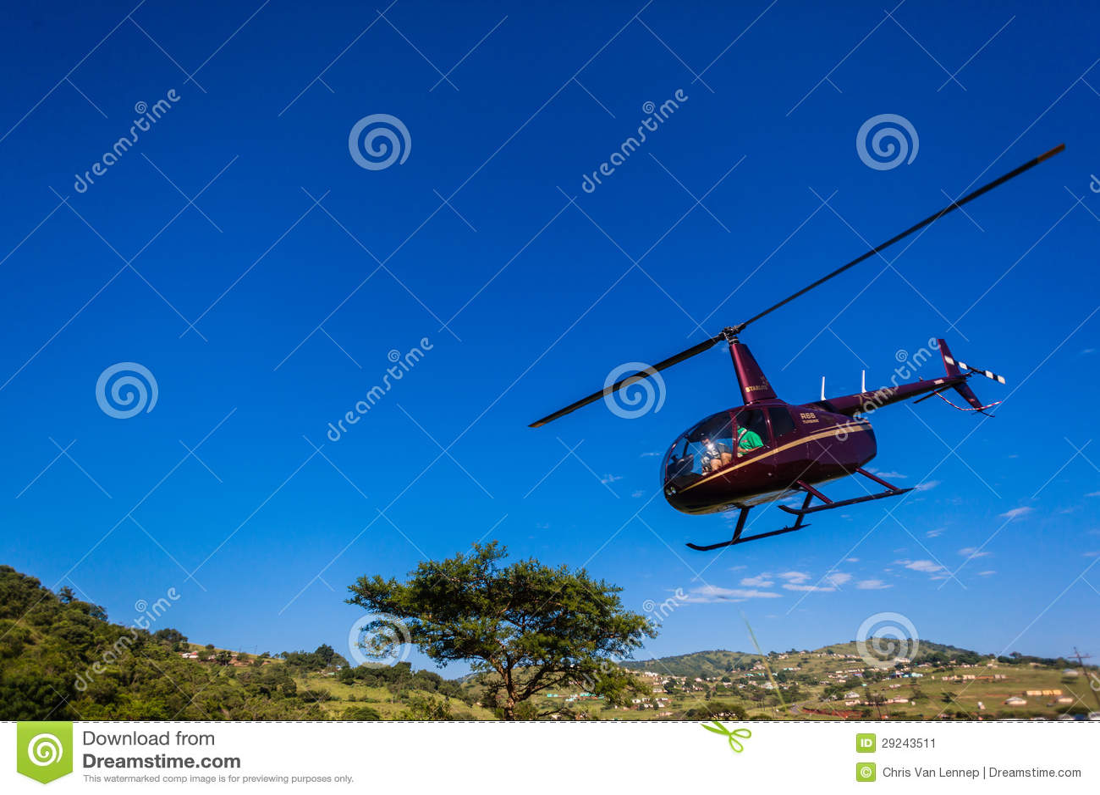 Download Azul Da Cobertura Do Evento Do Helicóptero Foto Editorial - Imagem de helicóptero, habilidade: 29243511