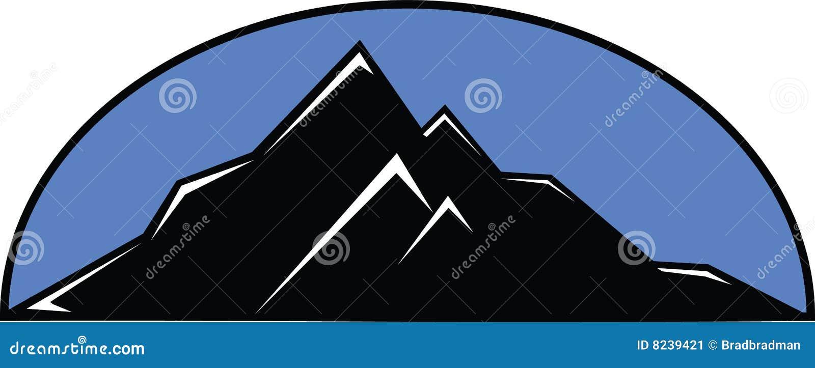 Azul da montanha