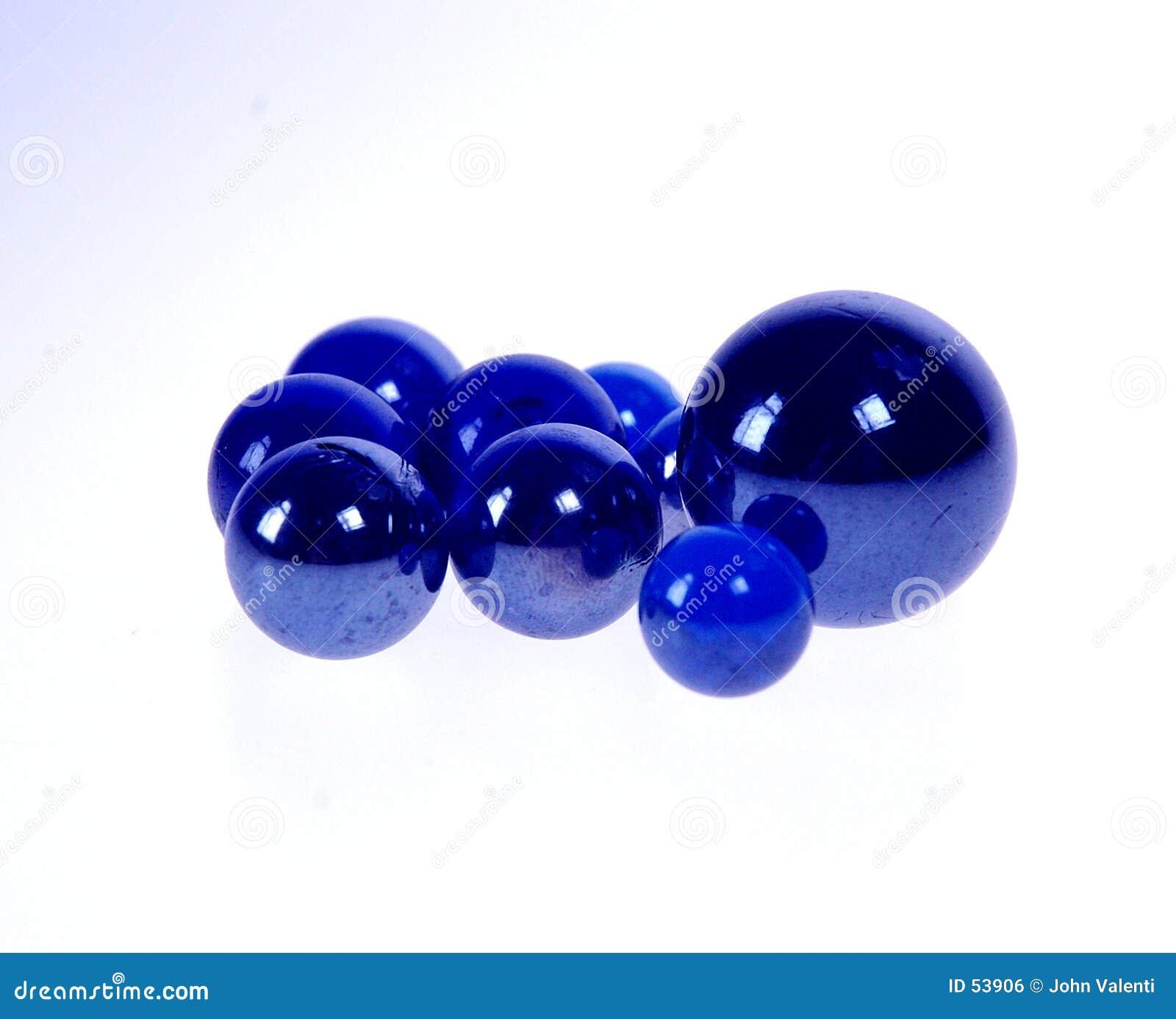 Azul de mármore