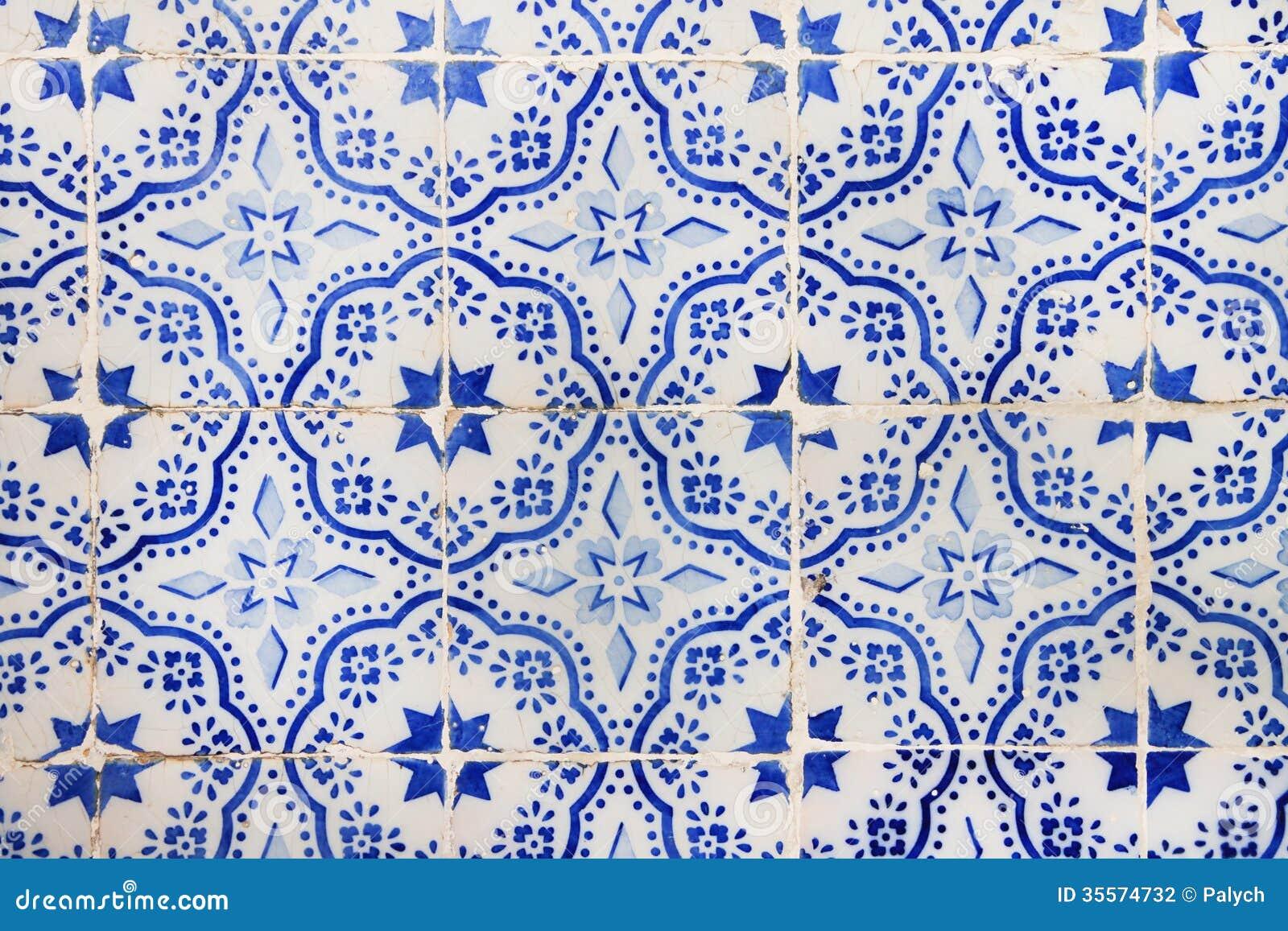 Azulejo Stock Photo Image Of Artwork Floral Portuguese