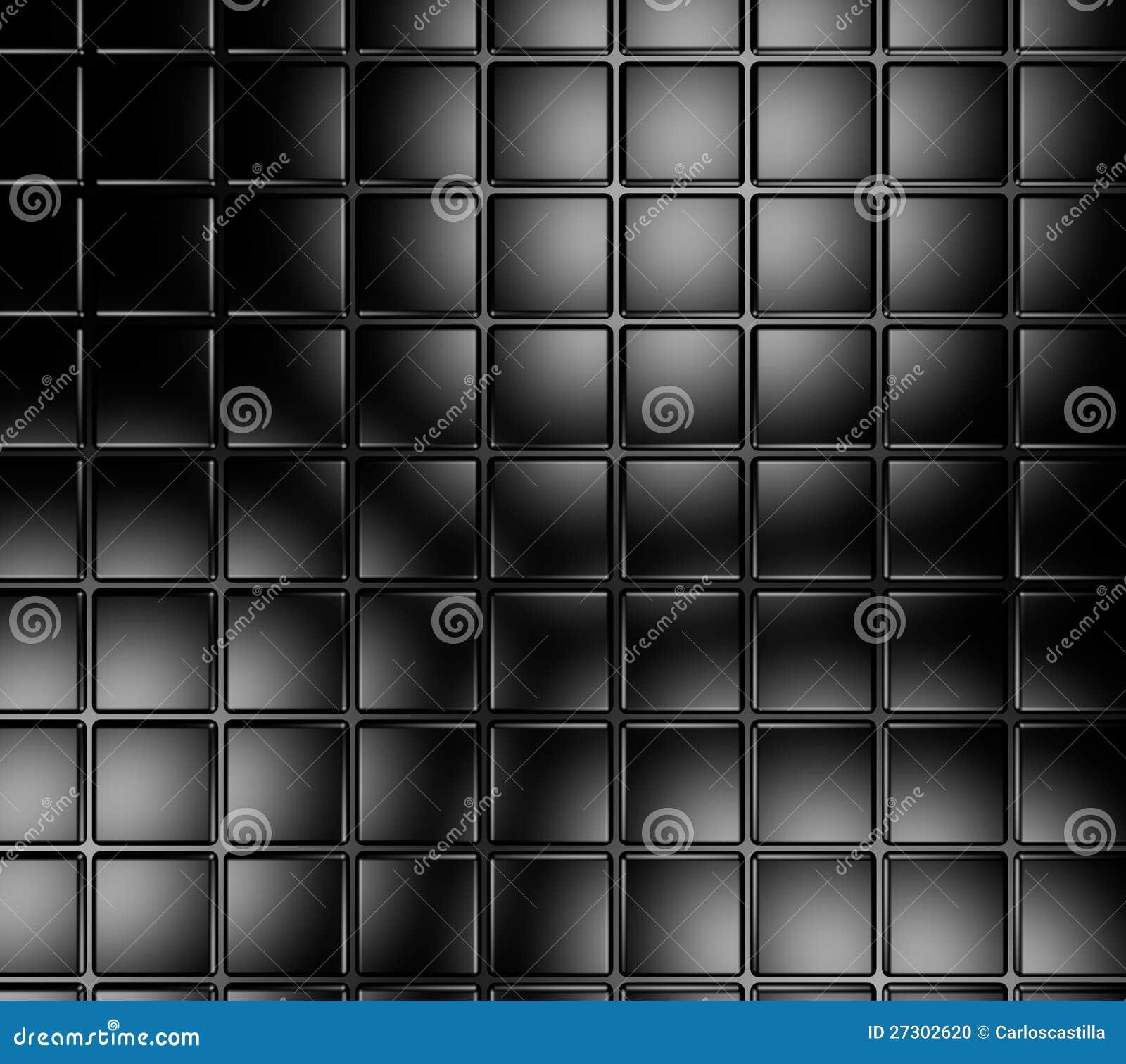Azulejo negro