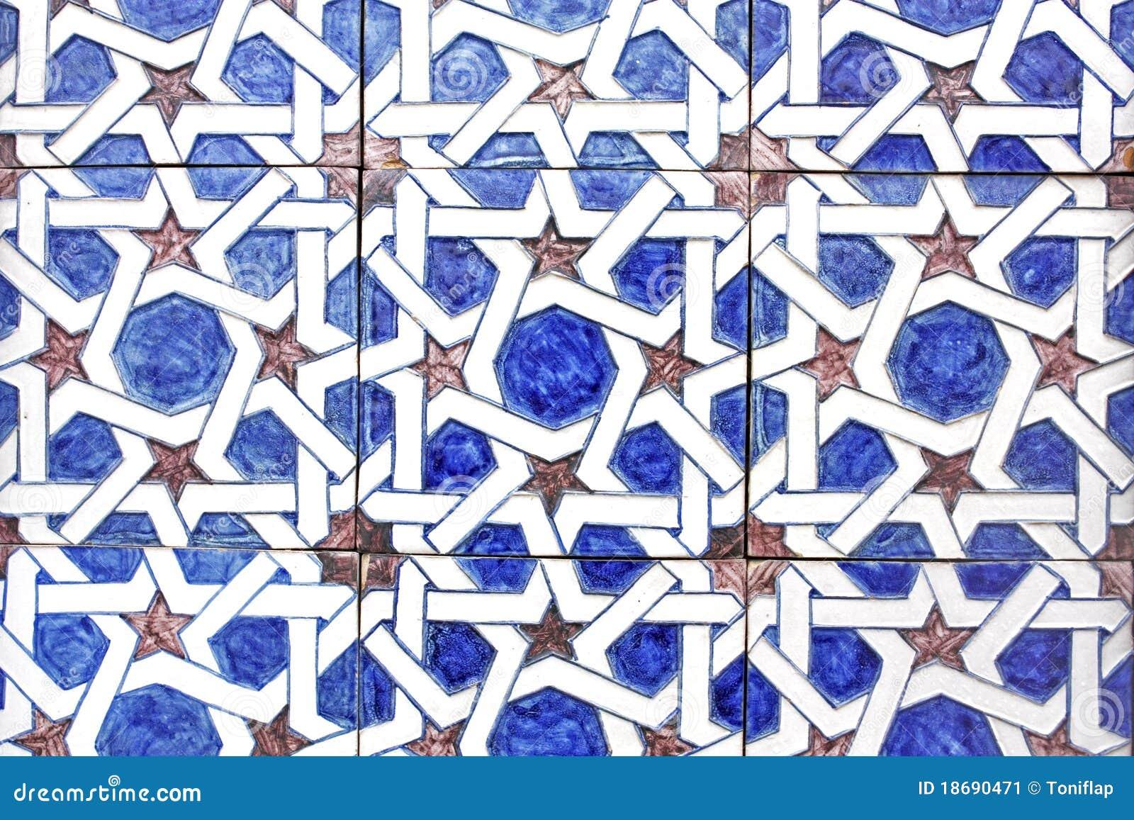 Azulejos rabes andaluc3ia espa a imagen de archivo - Azulejos clasicos ...