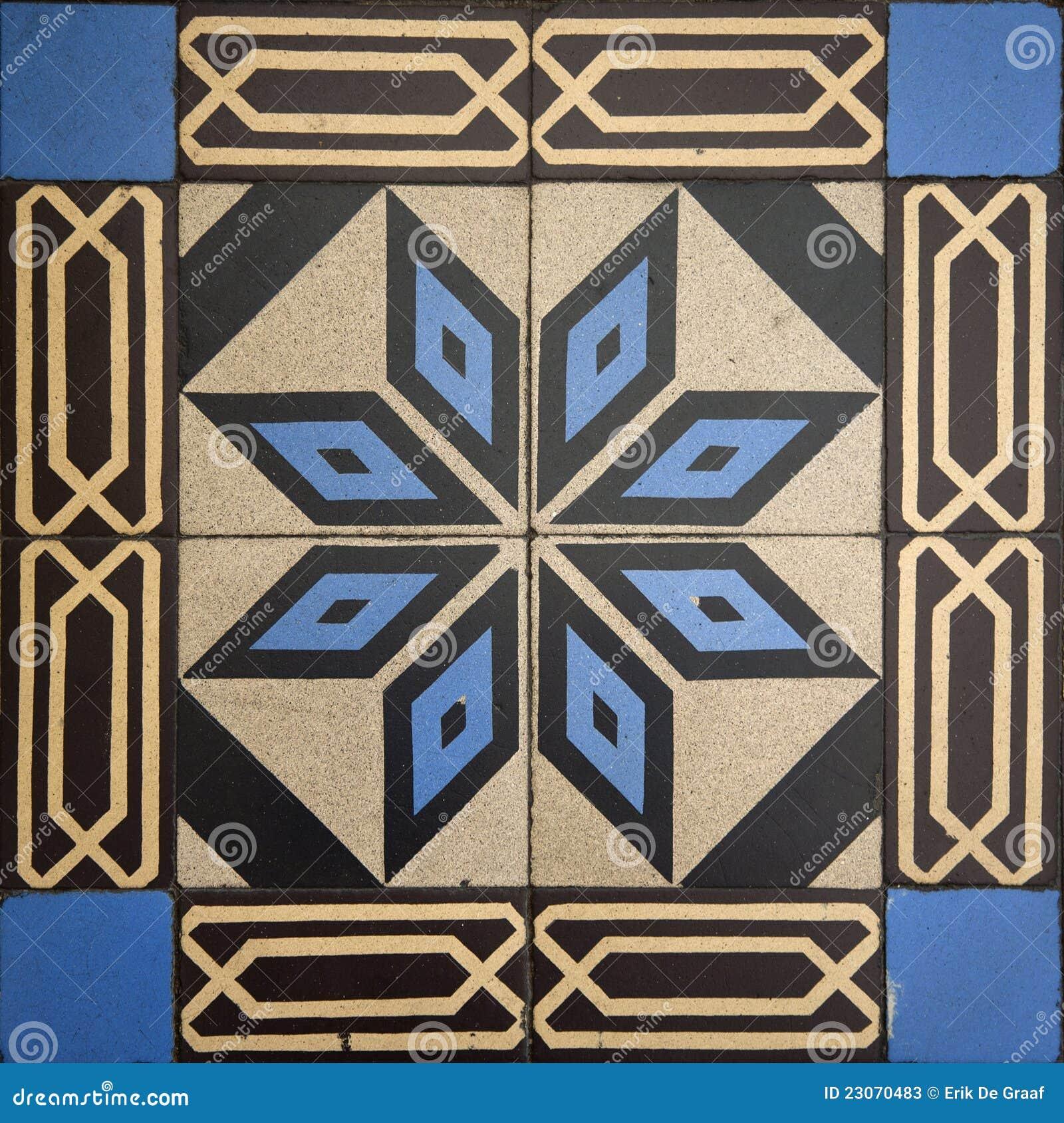 Azulejos antiguos fotos de archivo imagen 23070483 for Azulejos clasicos