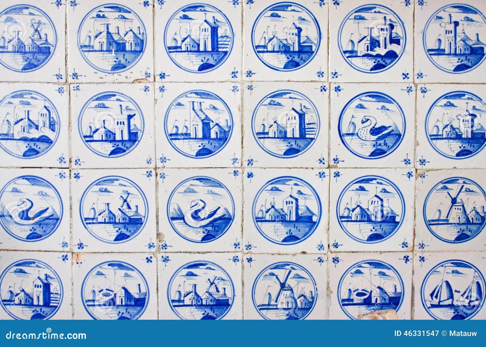 Azulejos antiguos stock de ilustraci n imagen 46331547 for Azulejos clasicos