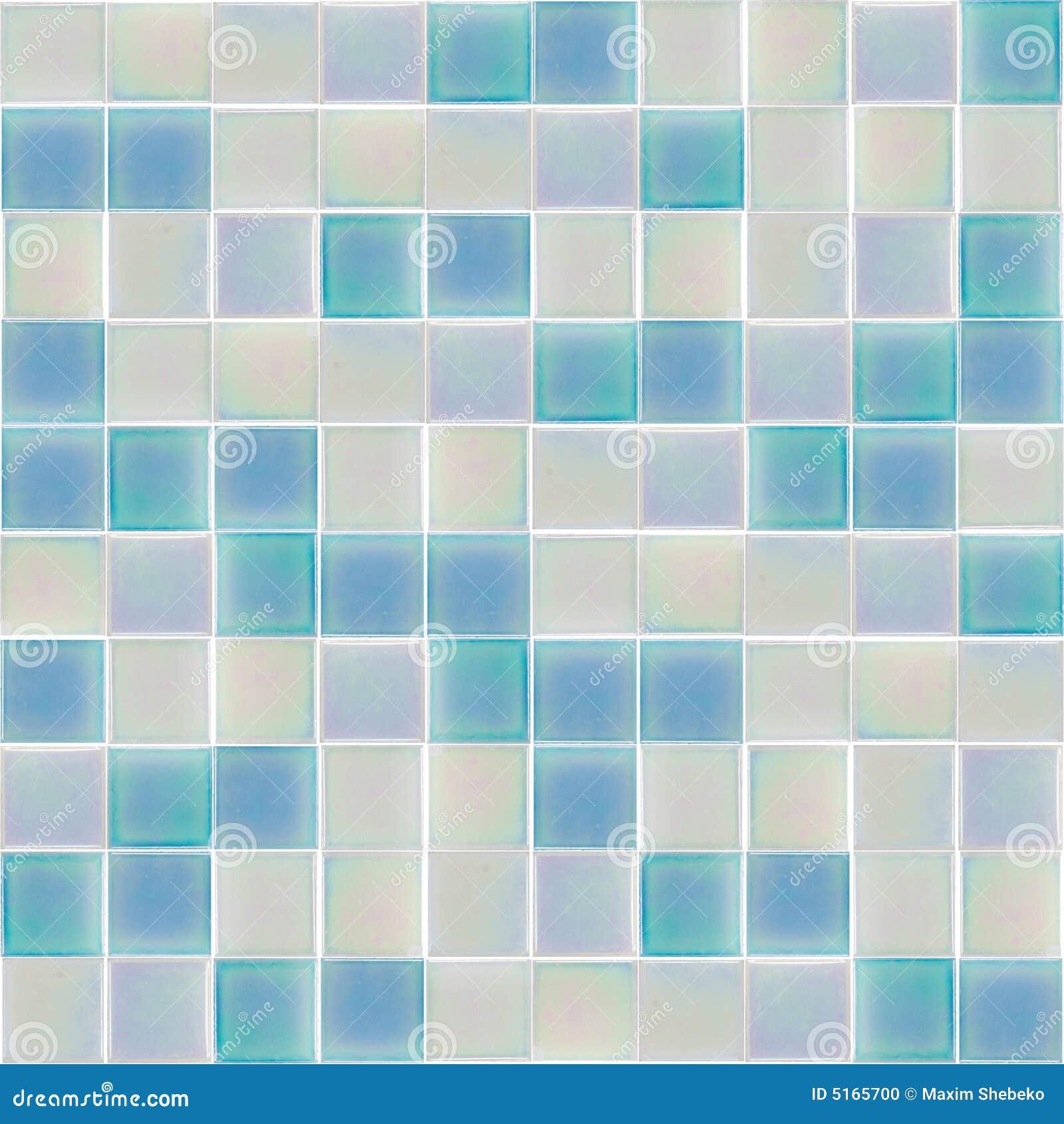 Azulejos de cristal interiores azules foto de archivo imagen de cristal tablilla 5165700 - Azulejos azules para bano ...