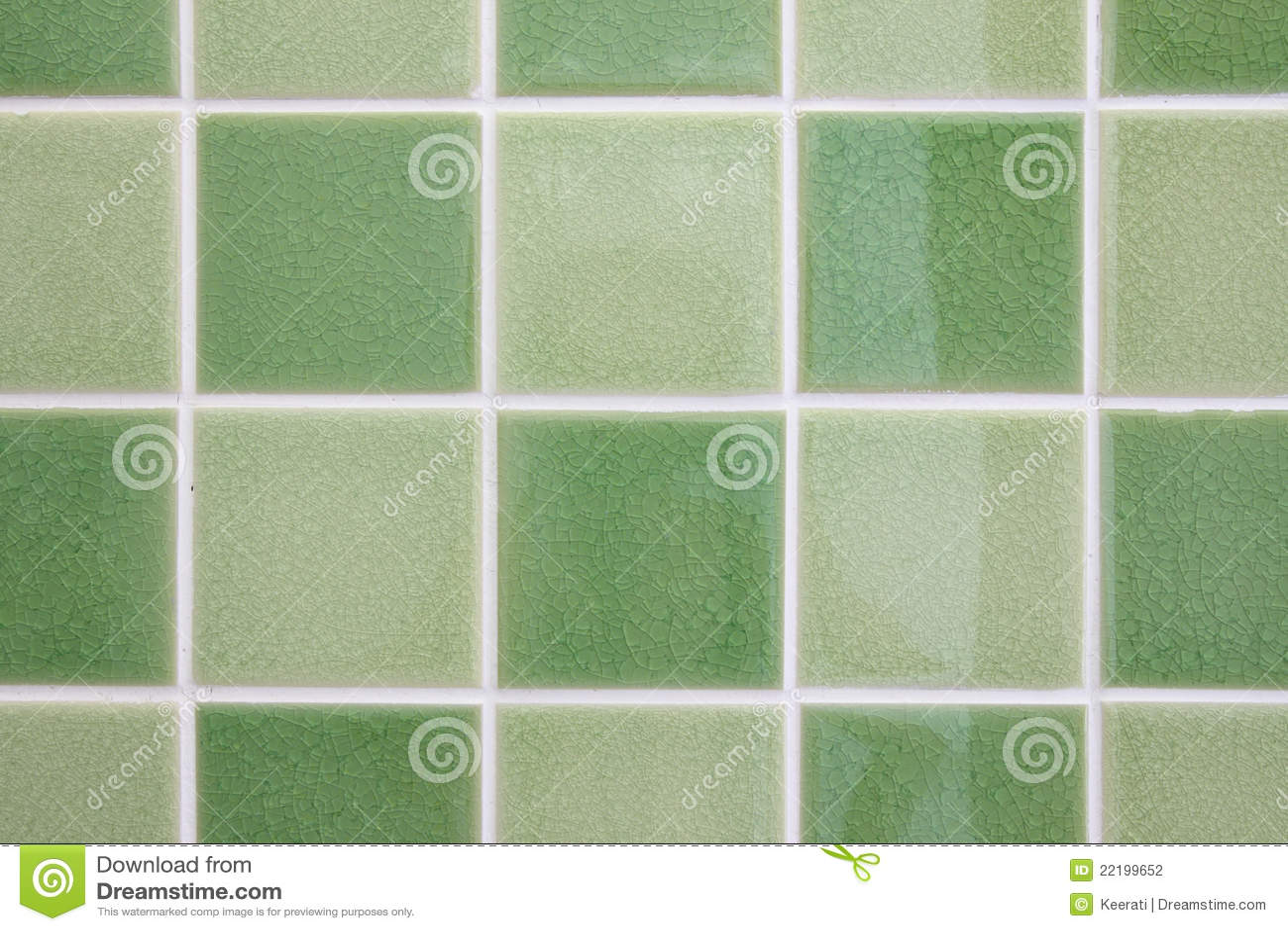 Azulejos Baño Verdes:Green Mosaic Tiles