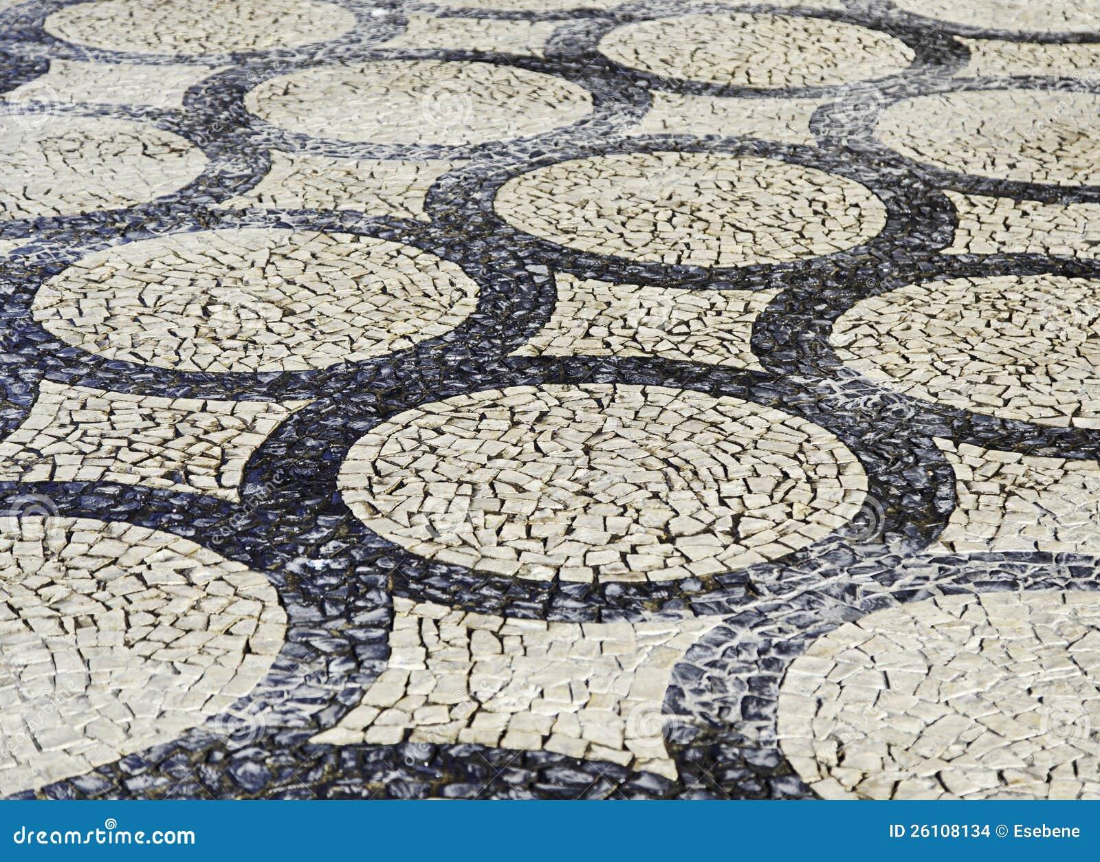 Azulejos de suelo foto de archivo imagen de modelos - Azulejos de suelo ...