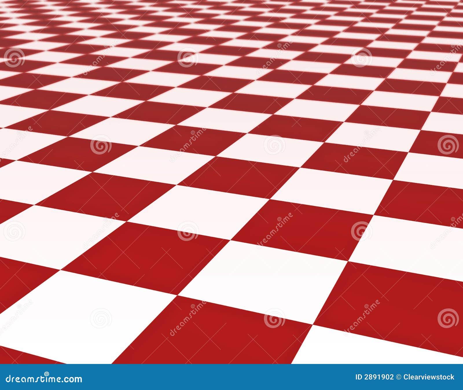 Azulejos de suelo rojos y blancos fotograf a de archivo - Azulejos de suelo ...