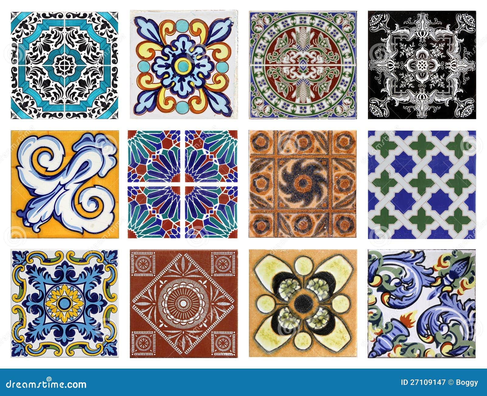 Azulejos de valencia fotograf a de archivo libre de for Casa de azulejos en valencia