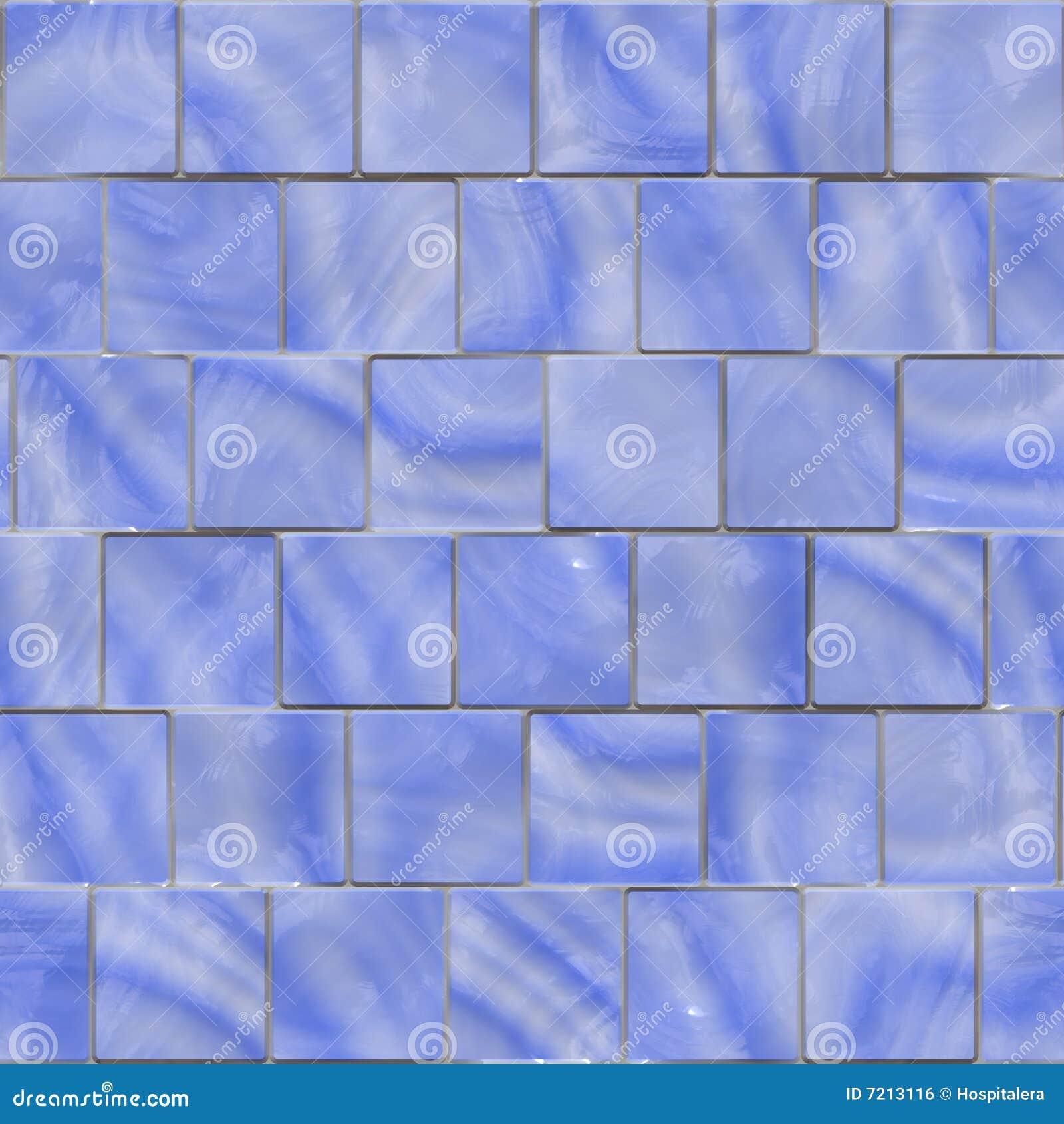Azulejos Baño Azules: inconsútil del cuarto de baño o azulejos o pared de la piscina