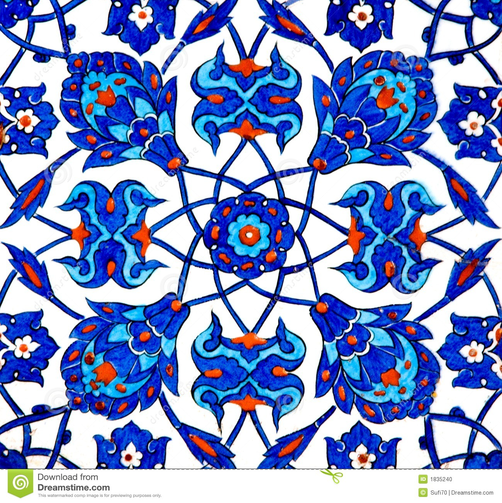 Azulejos orientales