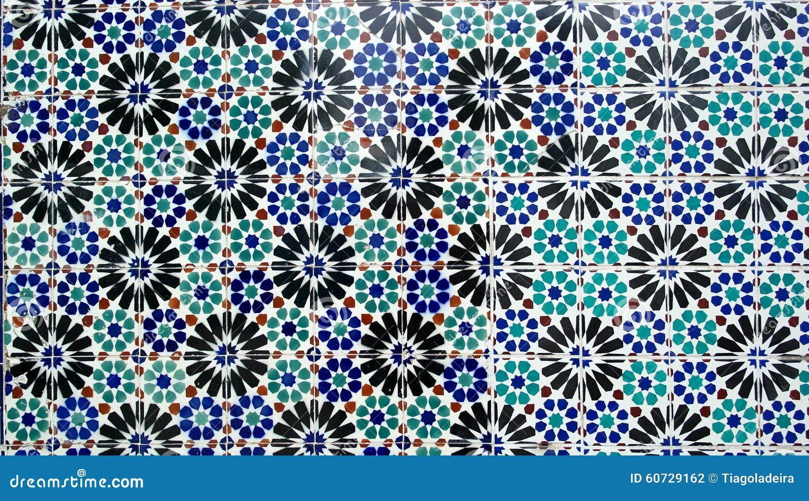 Azulejos Portugiesische Fliesen Lissabon Portugal Stockfoto - Portugiesische fliesen azulejos