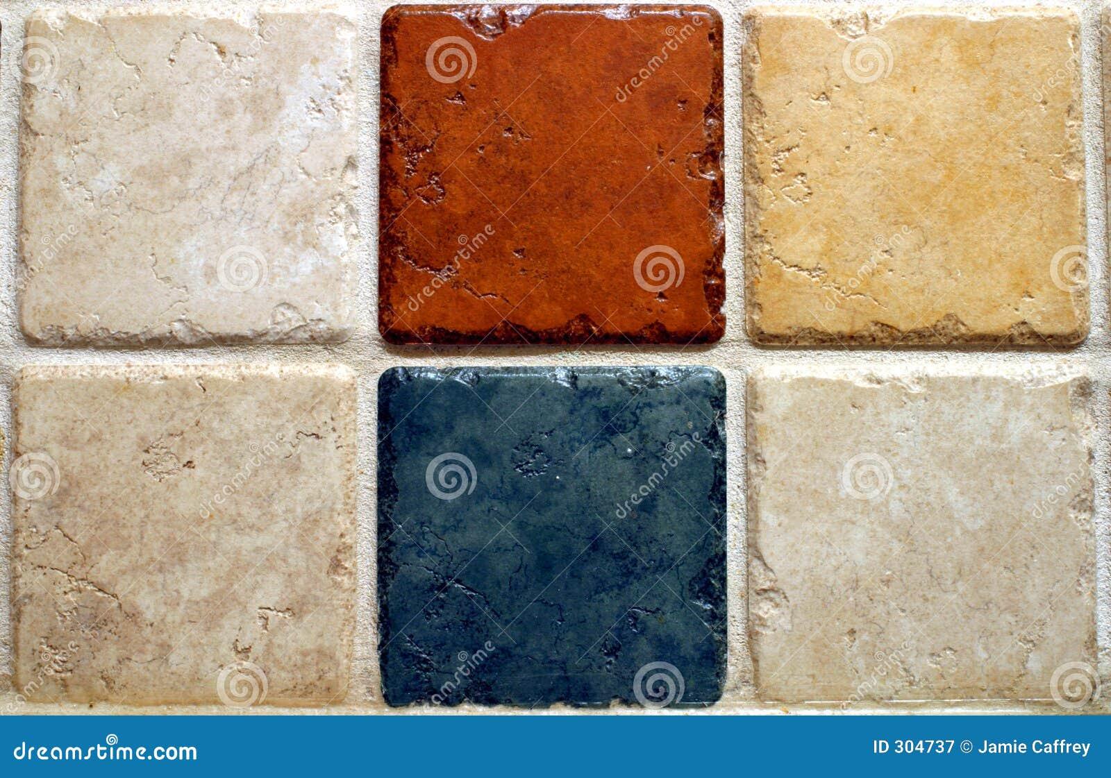 Azulejos r sticos imagen de archivo imagen de texturas - Azulejos rusticos para cocina ...