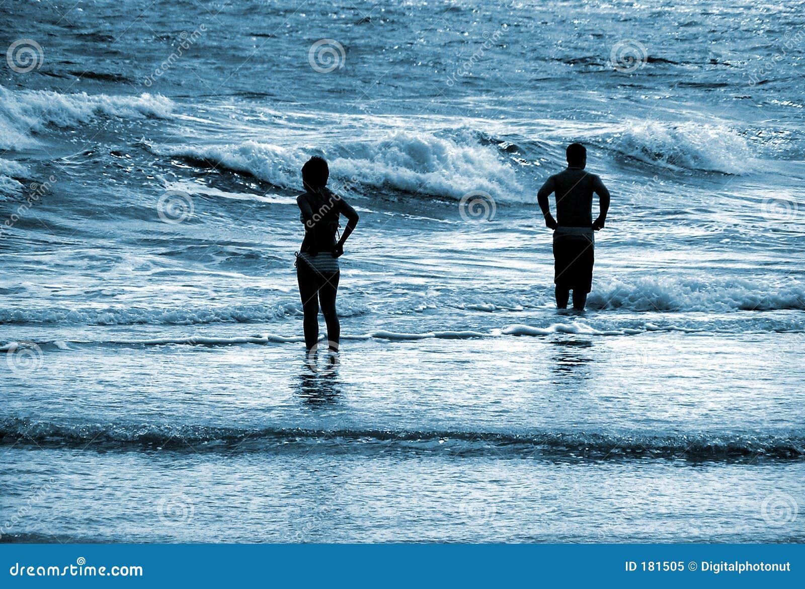 Azzurri della spiaggia