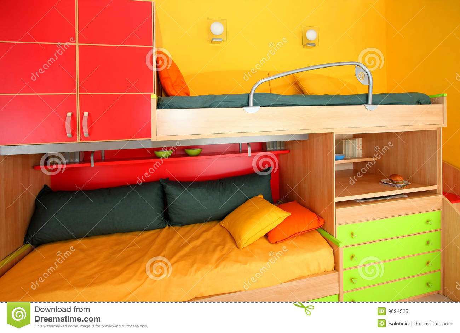 Bâti de couchette