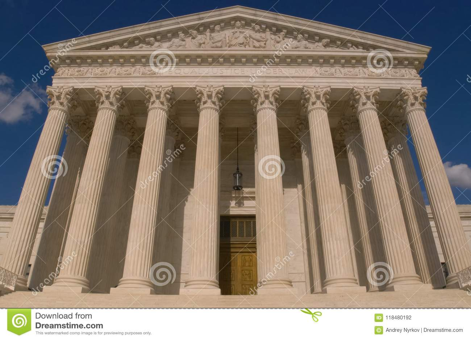 Bâtiment de court suprême
