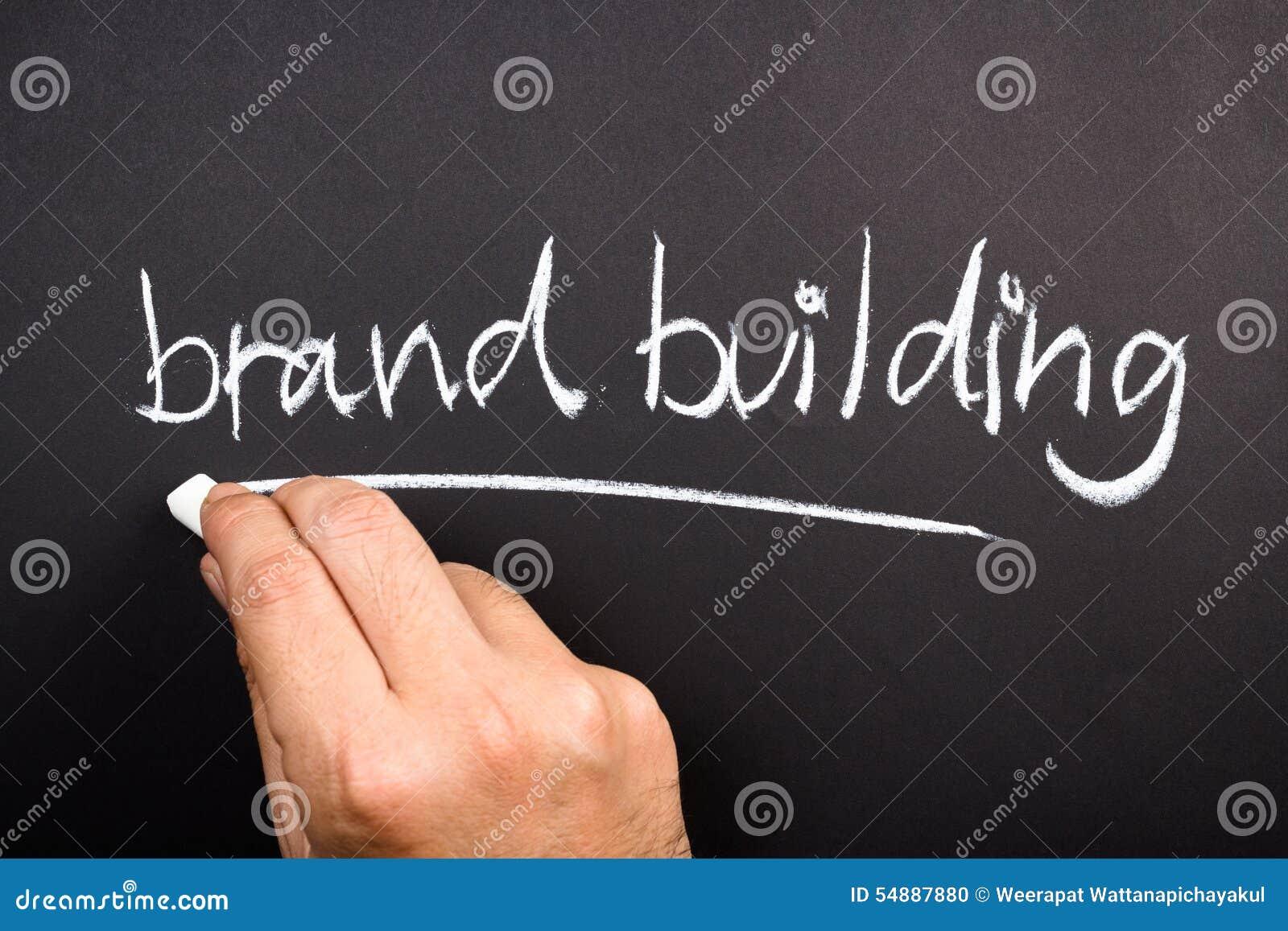 Bâtiment de marque