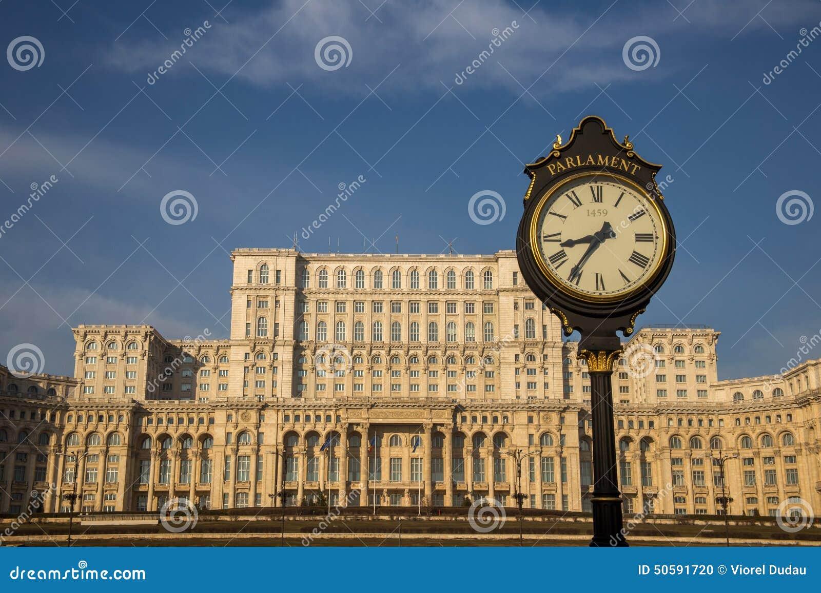 Bâtiment roumain du Parlement, Bucarest