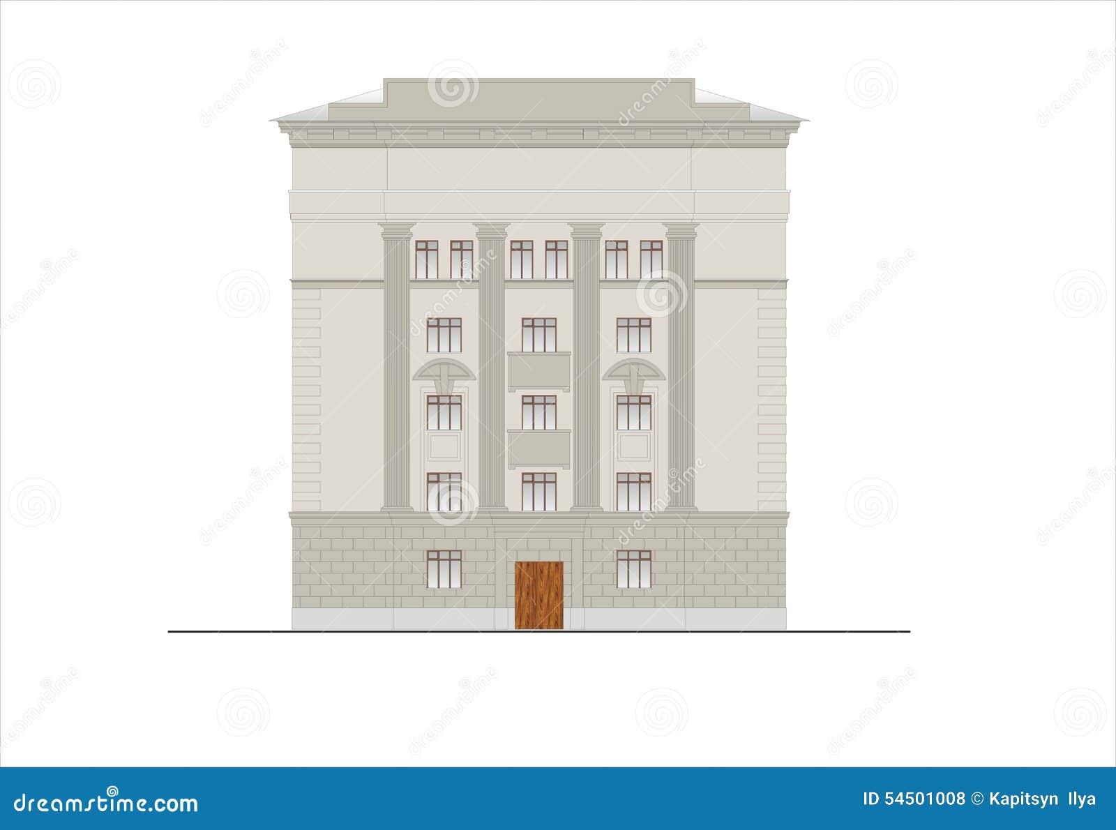 Bâtiments et structures du tôt et de la moitié du 20ème siècle