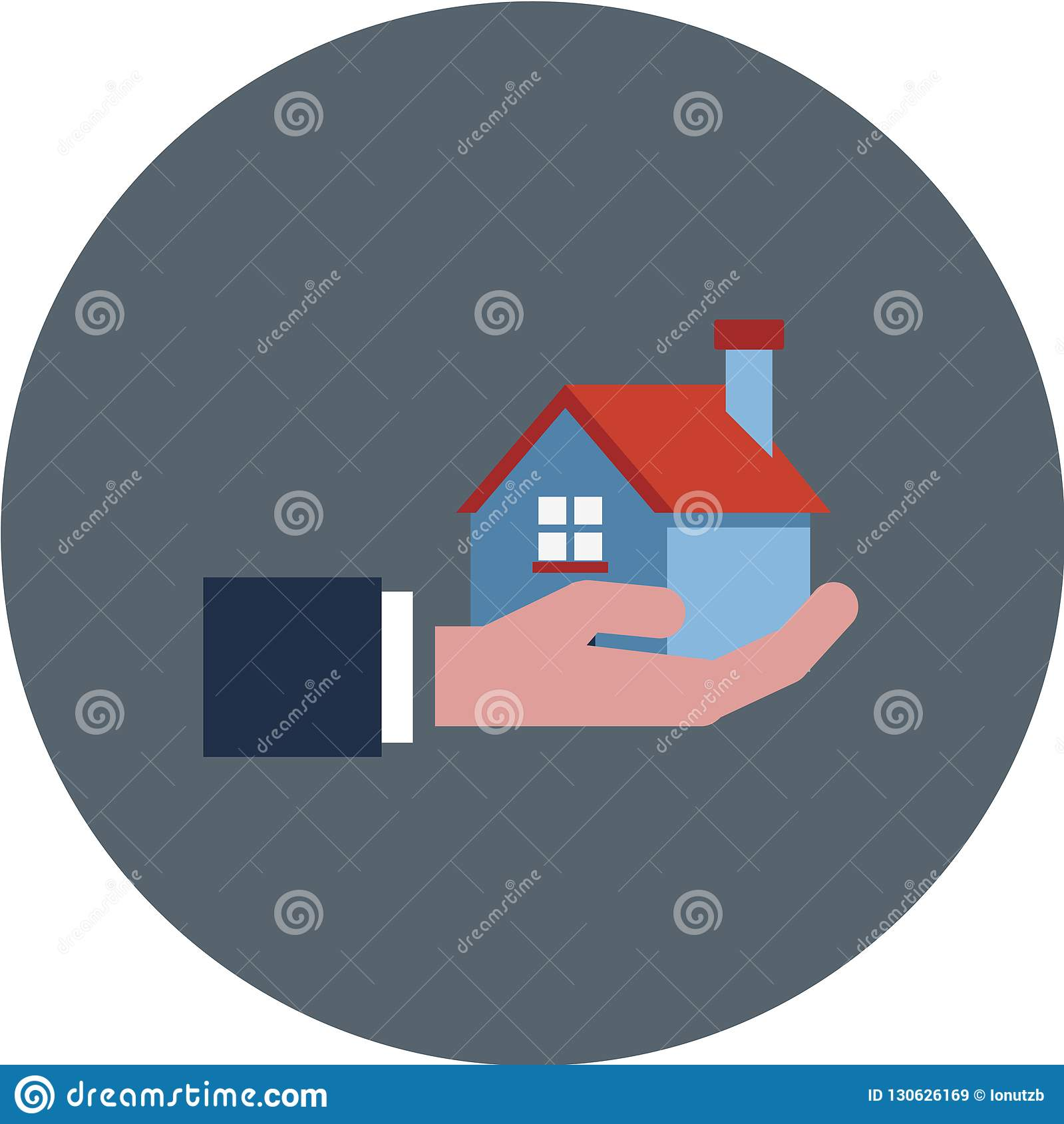Bâtiments résidentiels de ville, ensemble d icônes de vecteur Objets municipaux d immobiliers d isolement sur le fond blanc