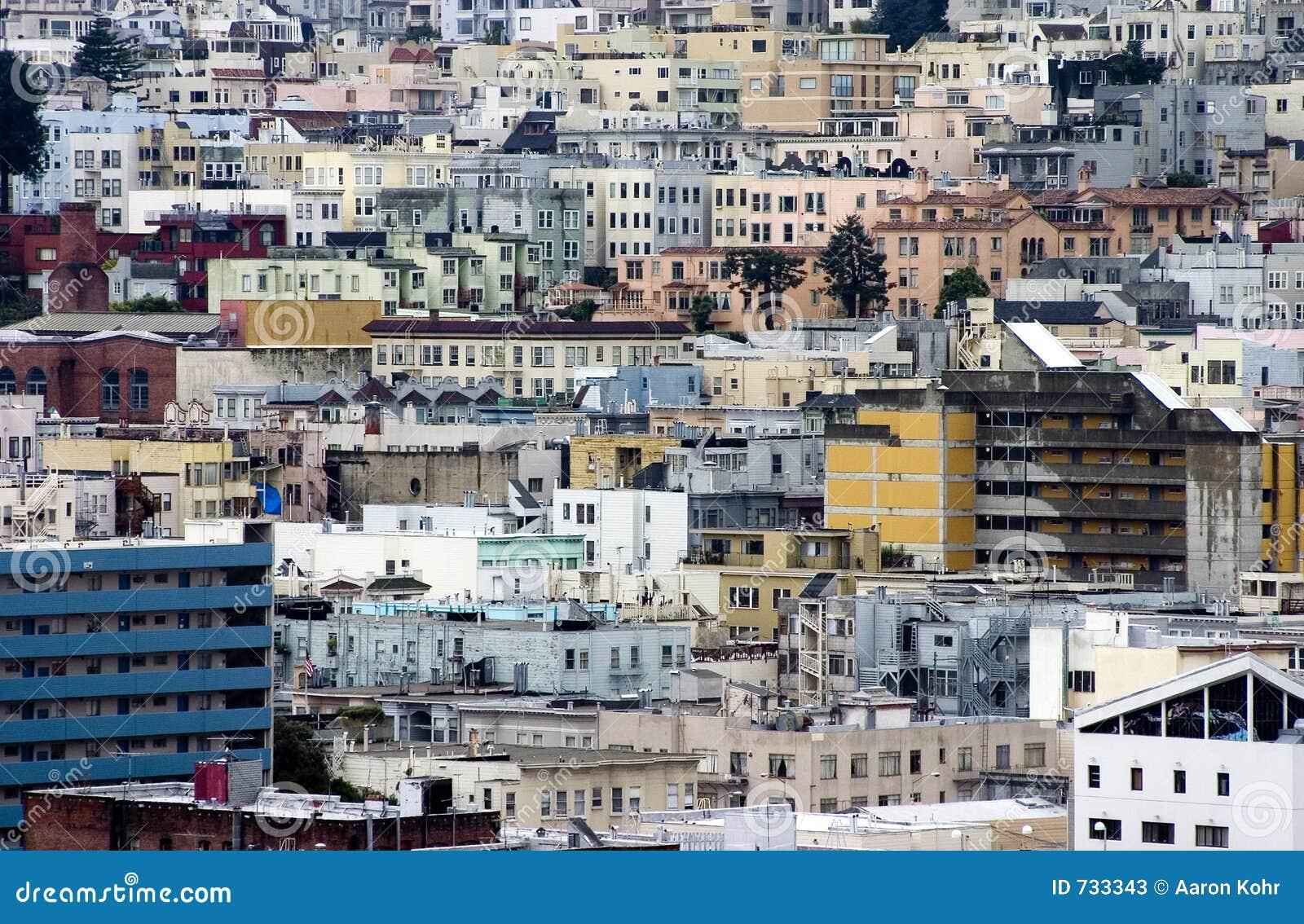 Bâtiments urbains denses 1