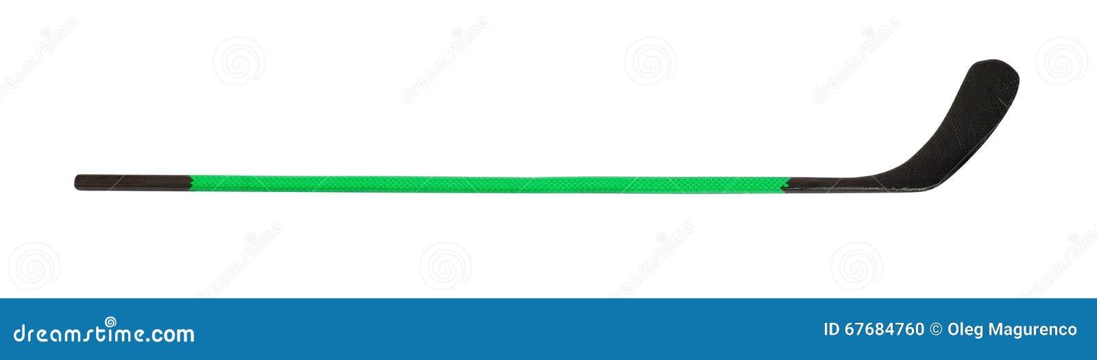 Bâton de hockey de glace
