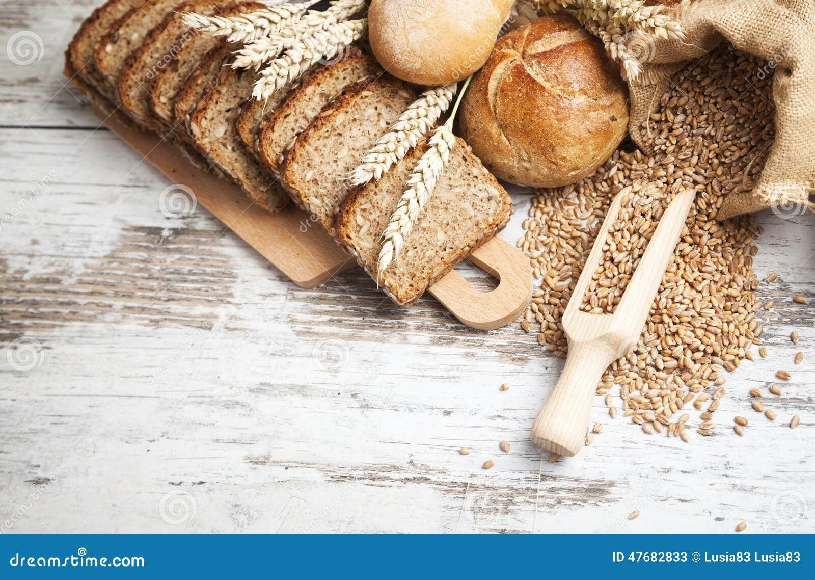 Bäckerei-Brot