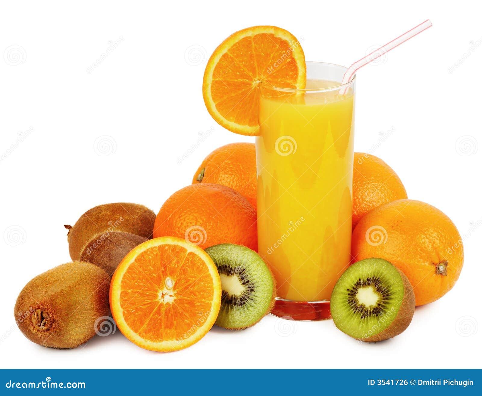 Bär fruktt glass fruktsaft