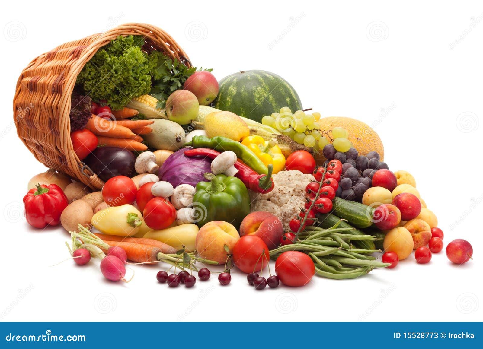 Bär fruktt grönsaker