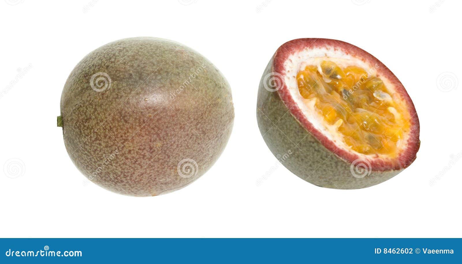 Bära fruktt dess passifloraavsnitt