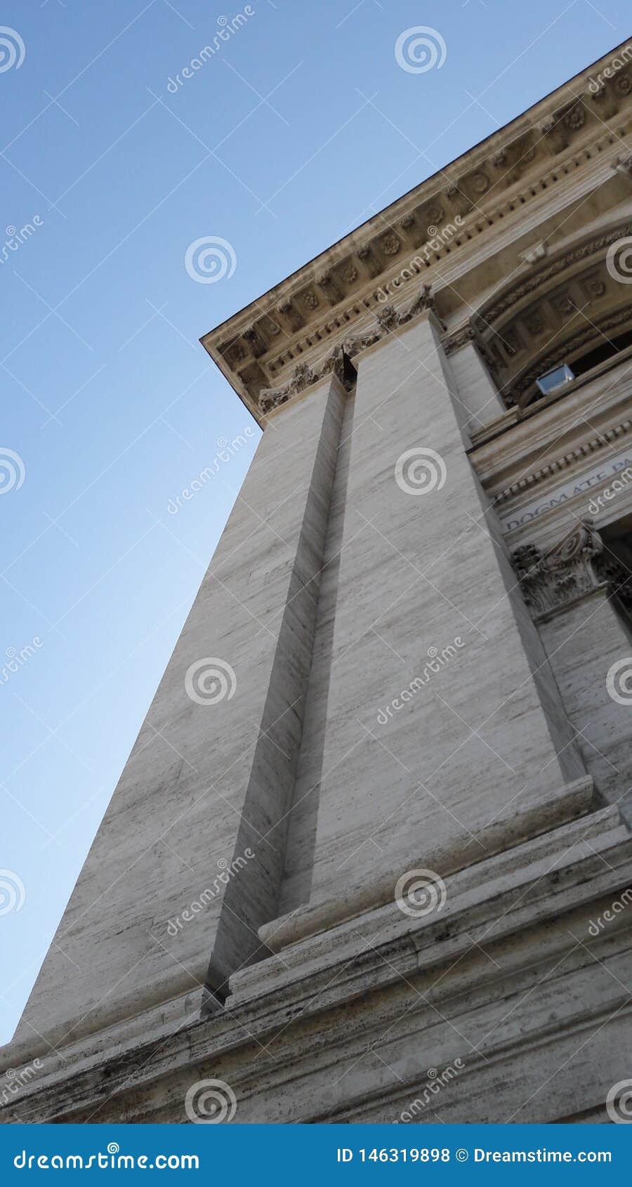 Båge-basilika av st John Lateran